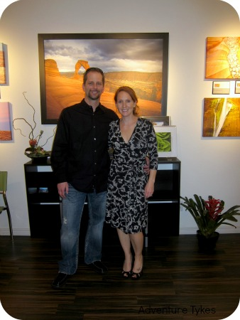 The Edge Gallery Opening AT