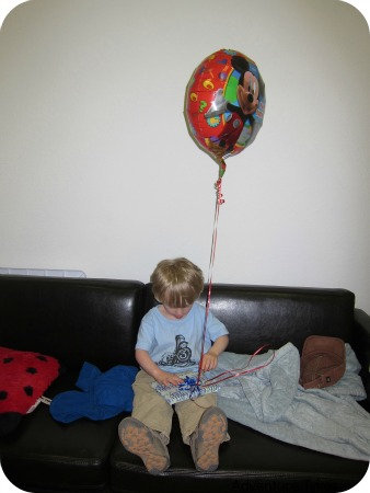 Third Birthday AT