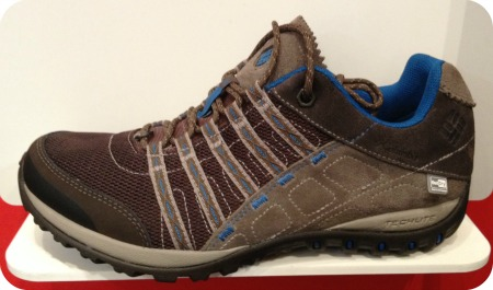 Columbia Yamaha light hikers