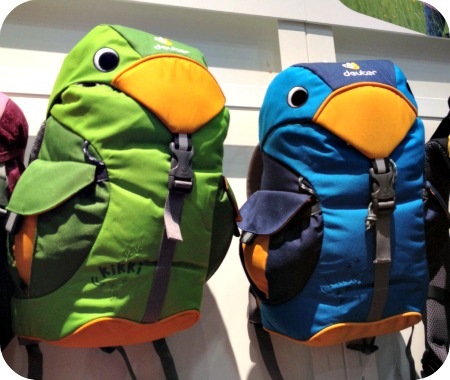 Deuter Kids pack