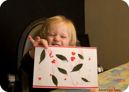 Valentines Day Cards Inspired by Nature