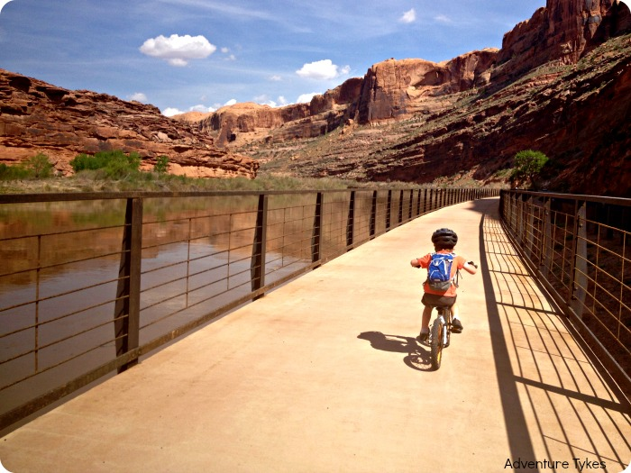 j canyon bike path AT