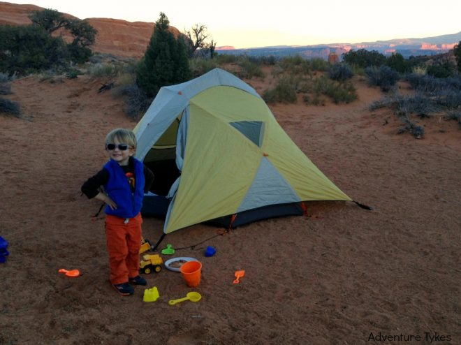 How To Help Your Kids Love Camping