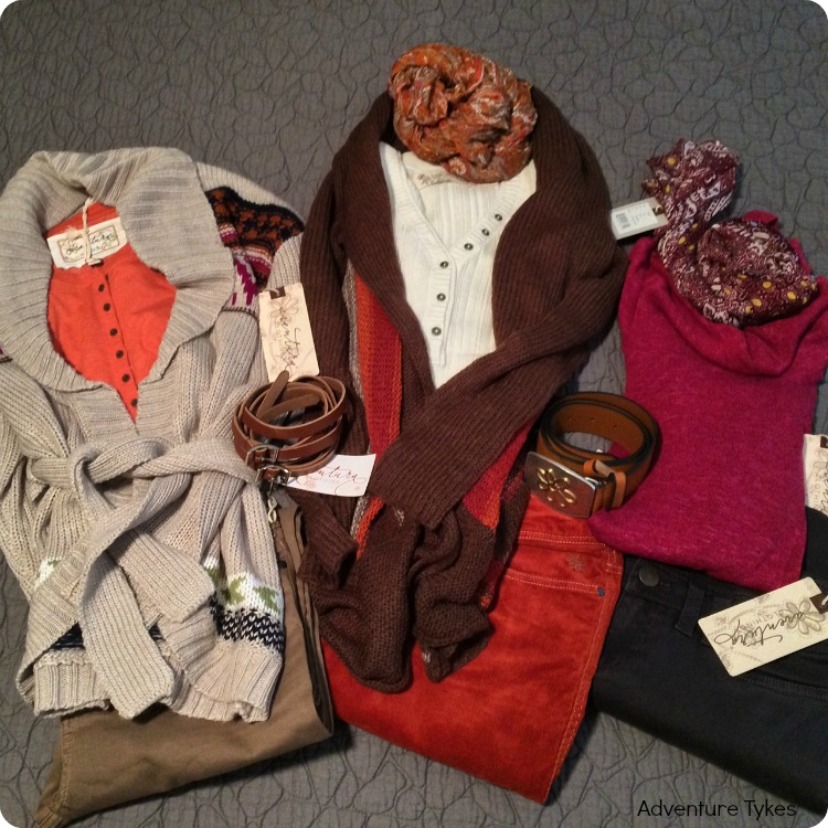 Aventura fall outfits