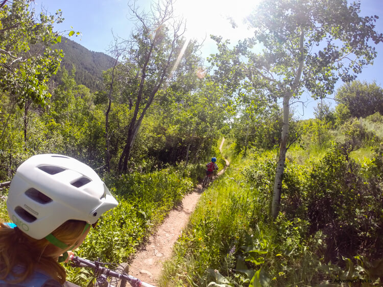 Cache Creek Mountain Biking Trails
