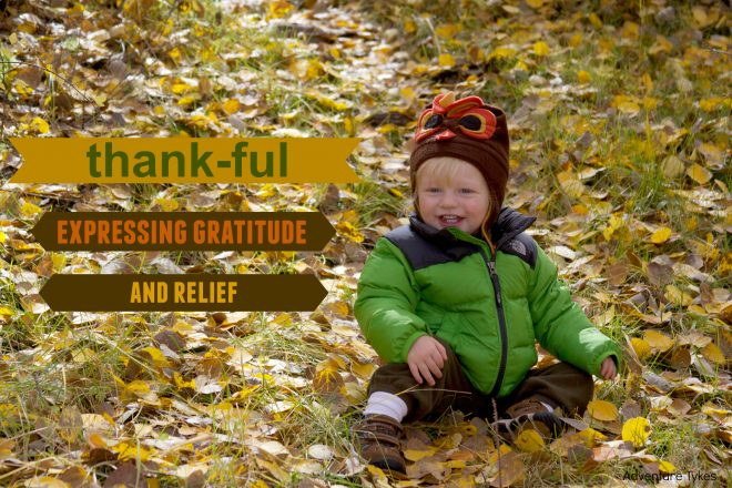 Thankful For Families Giveaway