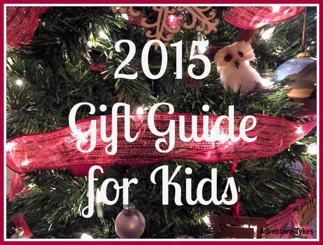 2015 Outdoor Gear Gift Guide For Kids